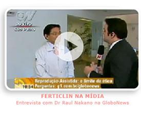 Entrevista Globo News