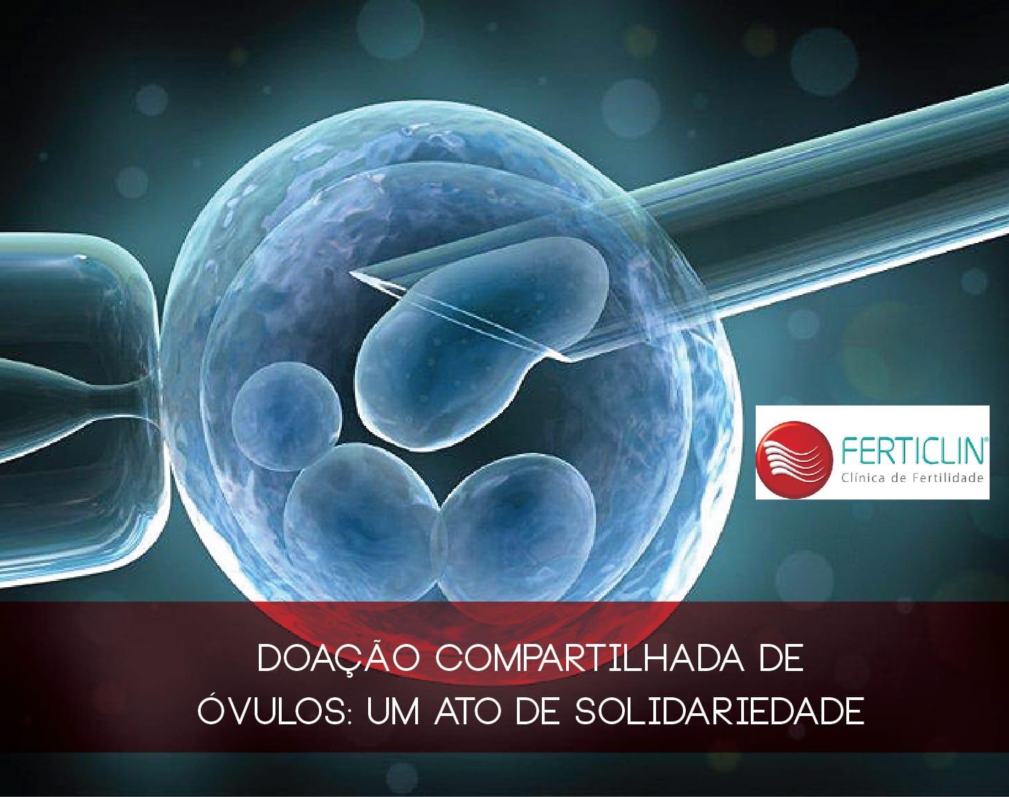Doação compartilhada de óvulos: Um ato de solidariedade