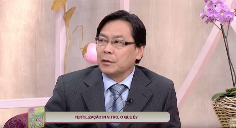 Entrevista sobre Fertilização In Vitro para o Programa de Bem com a Vida da Rede Gospel