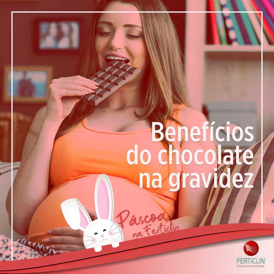 Benefits of chocolate during pregnancy