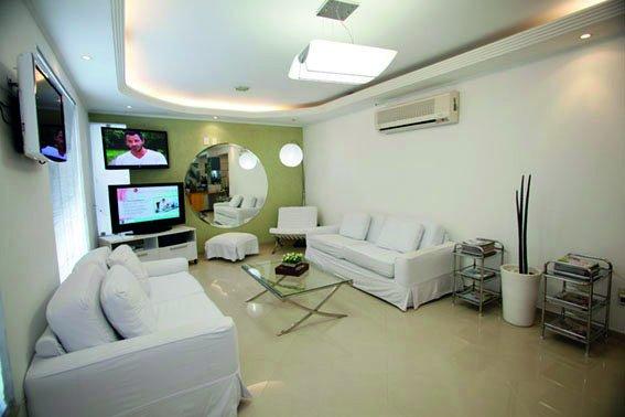 Sala de espera climatizada