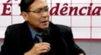 Raul Nakano en una entrevista en la tendencia del programa